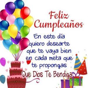 Feliz Día de Cumpleaños Amigo Apreciado