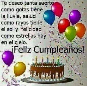 Feliz Día de Cumpleaños Amigo y Compañero