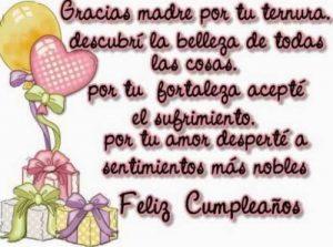 Feliz Día de Cumpleaños Mamá Bella