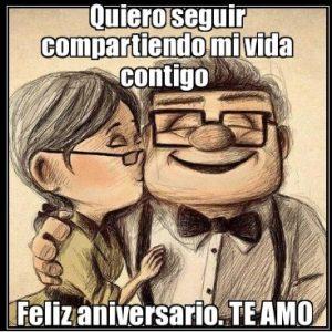 Feliz Aniversario. Te Amo