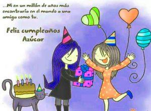 Feliz Cumpleaños Amiga Del Alma