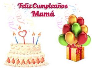 Feliz Cumpleaños Madre Linda