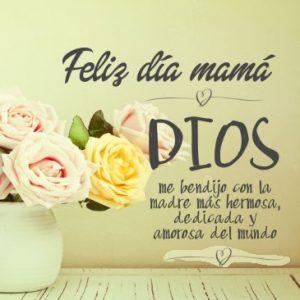 Feliz Cumpleaños Madrecita Querida
