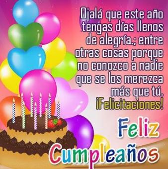 11 Maravillosos Mensajes De Feliz Cumpleaños Querido Nieto Feliz Día D