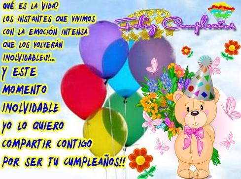 Feliz Cumpleaños Ahijado Hermoso