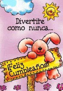 Feliz Cumpleaños Hermanita Amada