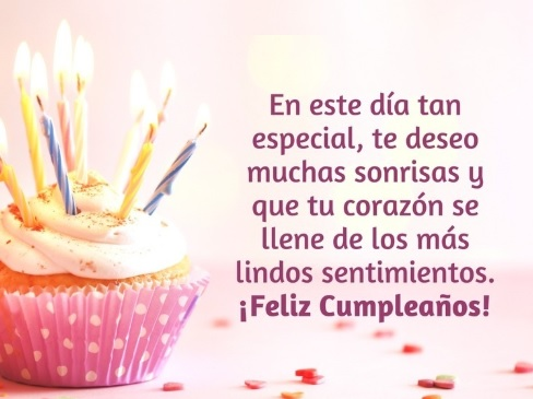 Feliz Cumpleaños Sobrina Amada