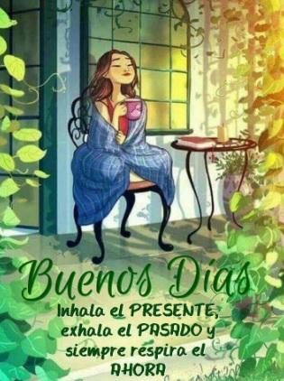 Buenos Días!!!