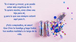 Feliz Cumpleaños Amada Sobrina