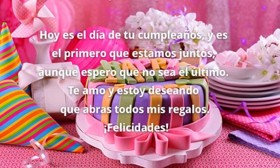 Feliz Cumpleaños Hija Romántica