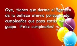 Feliz Cumpleaños Nuera Guapa