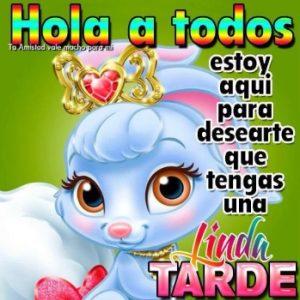 Muy Linda Tarde