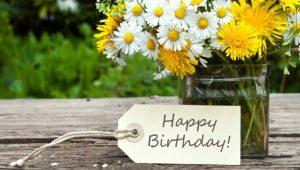 Tarjetas de Feliz Cumpleaños Para Una Enamorada Estudiosa