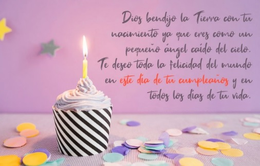Feliz Cumpleaños Hermana Admirable