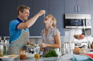 Ingeniosos y Bellos detalles de Cumpleaños para una Enamorada - cocina para ella