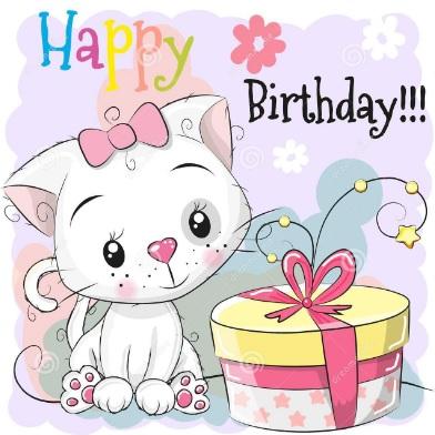 Ingeniosos y Bellos detalles de Cumpleaños para una Enamorada - tarjeta de feliz cumpleaños