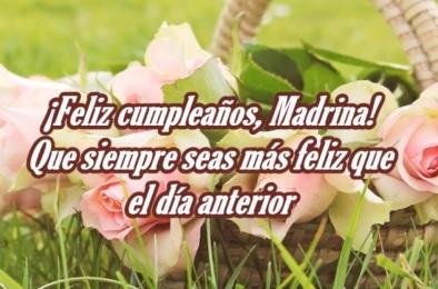 feliz cumpleaños madrina luchadora