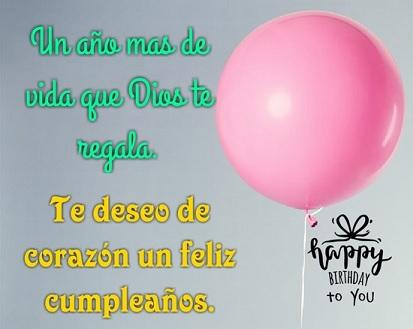 feliz cumpleaños prima dulce