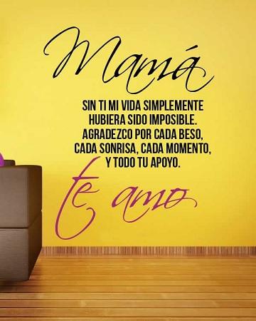 Feliz cumpleaños mami maravillosa