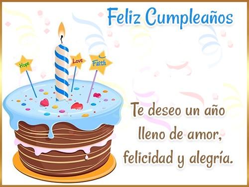 feliz cumpleaños hermano dulce
