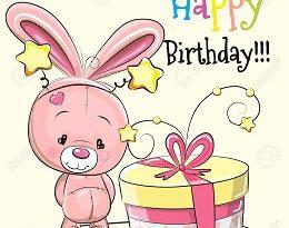 feliz cumpleaños hijita tierna
