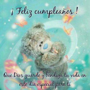 cumpleaños de una abuela encantadora