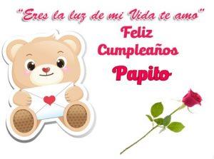 Feliz Día de Cumpleaños Papá Tierno
