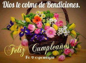 Feliz Día de Cumpleaños Amor de mi Vida