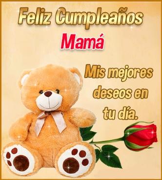 Feliz Cumpleaños Madre