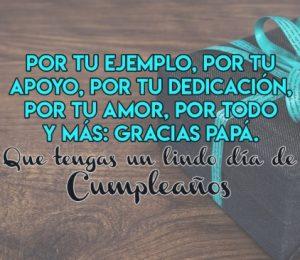 Feliz Cumpleaños Papito Lindo