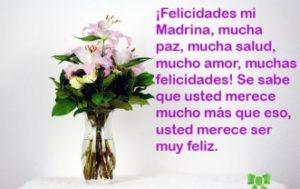 feliz cumpleaños madrina admirable