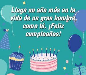 cumpleaños de un tío genial